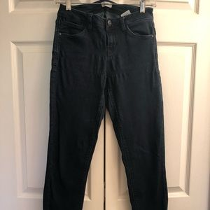 Kensie ankle bitter skinny jeans